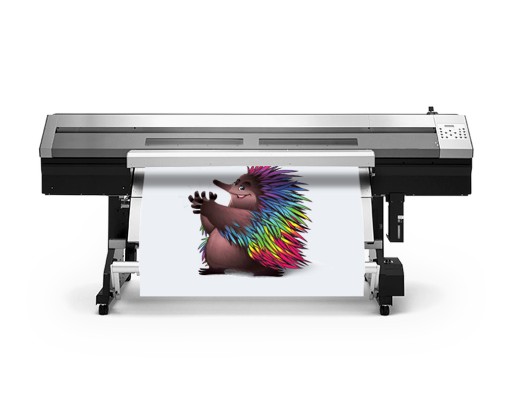 Wide Format ChromaLuxe Print